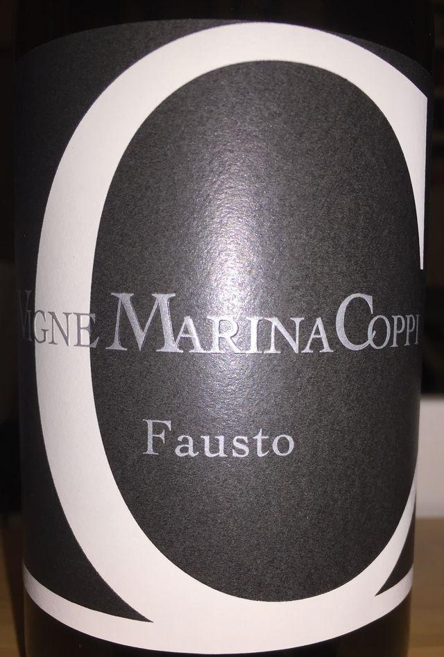 Colli Tortonesi Timorasso Vigne Marina Coppi 2014 part1