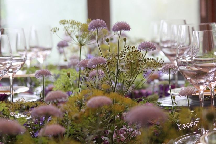 花と器のハーモニー2019 イギリス館