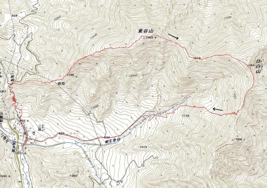 190404 日白山軌跡
