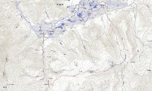 190426 アヤメ平軌跡