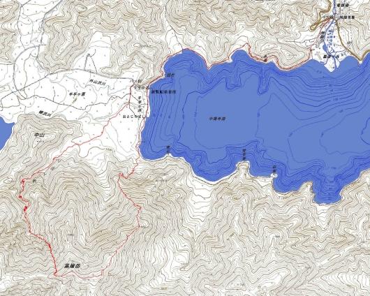 190606 シゲト沢軌跡