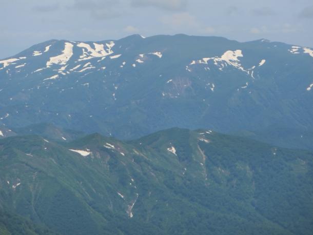 焼石岳望む - コピー