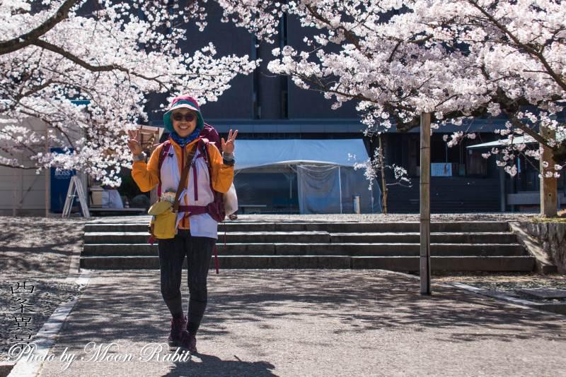 台湾からのお遍路さん 香園寺