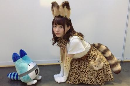 サーバル声優・尾崎由香さん26歳の誕生日をむかえる! まだまだ可愛い!!