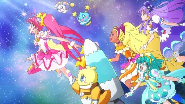 「映画スター☆トゥインクルプリキュア」のキービジュが公開されるも、ドラえもんみたいに意識高い系になる