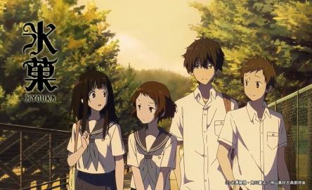 三大、なぜ2期がないのか疑問なアニメ「らき☆すた」「氷菓」
