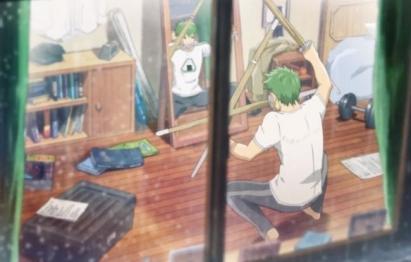 【アオハル】ゾロ(17歳)の竹刀の素振り&持ち方が酷いと剣道警察に突っ込まれるwww