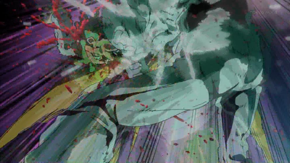 『ジョジョの奇妙な冒険 第5部』第31話感想・・・長すぎる無駄無駄ラッシュ(約30秒)!!   無駄無駄専用原画までいてワロタwwww