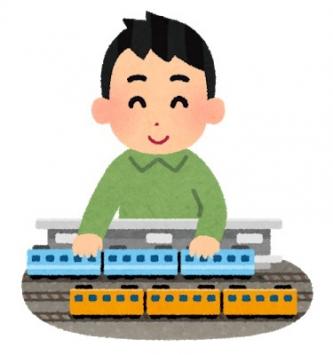 【悲報】陽キャさん、鉄道オタクが作った模型を破壊し尽くしてしまう
