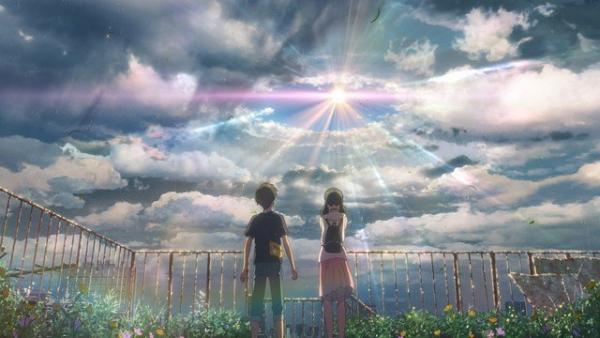 新海誠の新作映画『天気の子』の場面カットが公開!! ヒロインの子可愛い!! これは50億いけるか??