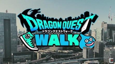 スクエニxコロプラが令和初覇権位置ゲー『ドラゴンクエストウォーク』発表wwww