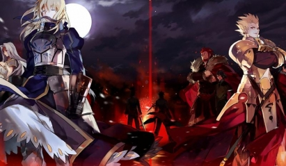 Fateさん、今まで色々アニメ化してきたけど、1回も放送クールの覇権を取ったことがなかった