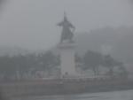 ィ・スンシュン銅像