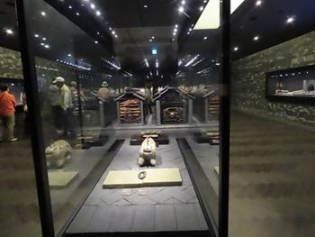 ⑭夫婦柩 コウヤマキで作られている