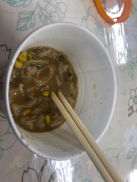 カップ麺7