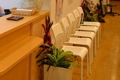 医院の待合室2