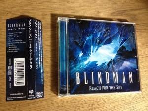 BLINDMAN(Reach for the Sky)