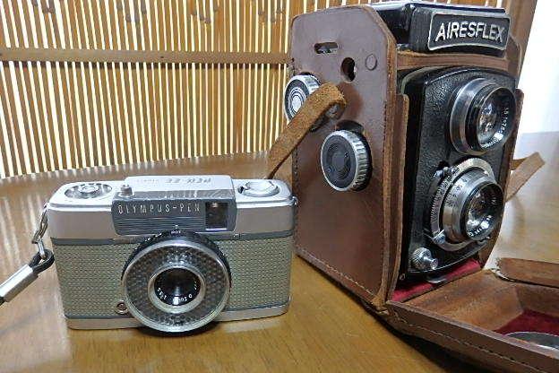 昭和のカメラ