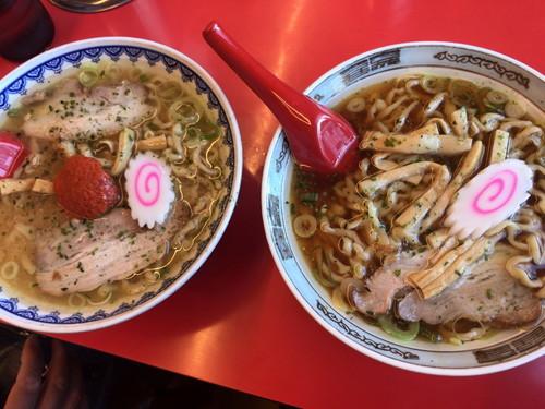 赤湯ラーメン 龍上海 赤湯本店(赤湯からみそラーメン、赤湯ラーメン)