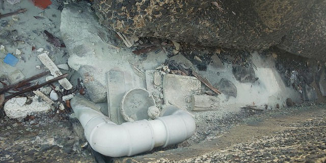 福山の硫黄泉1