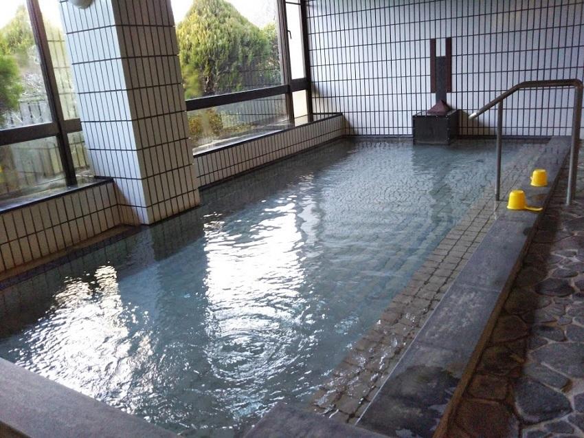 宿泊者用大浴場