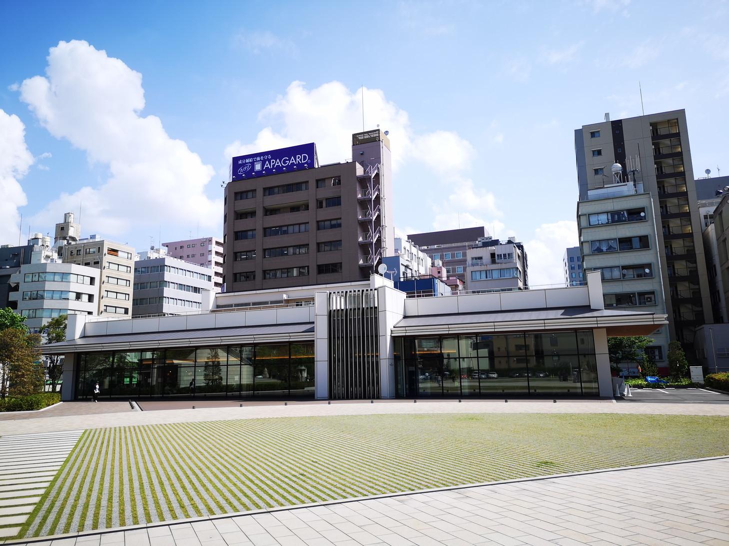 20190519_築地本願寺カフェTumugi (26)
