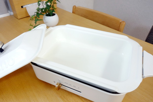 BRUNO・ブルーノ・ホットプレート・セラミックコート鍋①