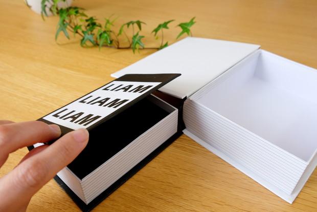 キャンドゥ・ペーパーボックスブック型④