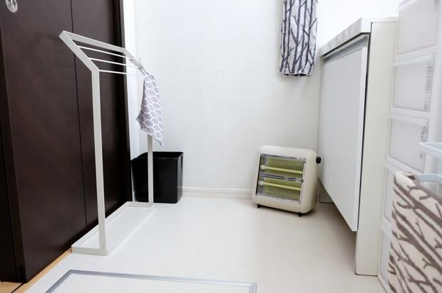 洗面所・旧ゴミ箱①