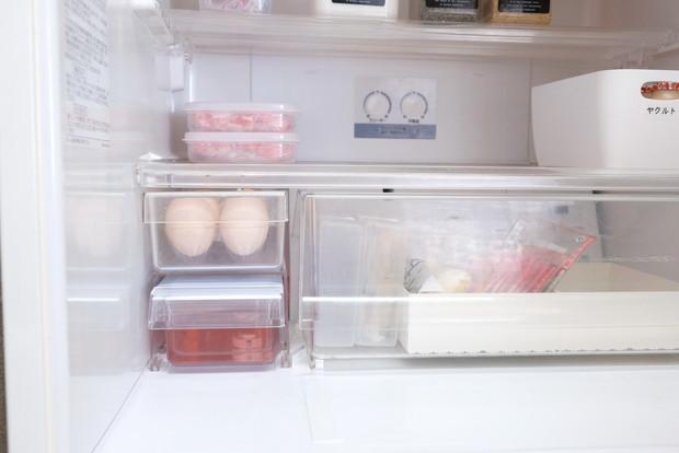 冷蔵庫・製氷機・貯水タンク・クエン酸洗浄①