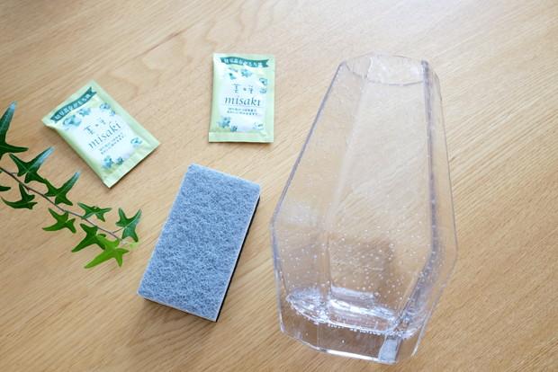 ニトリ・グラスベース スキューマ・延命剤①