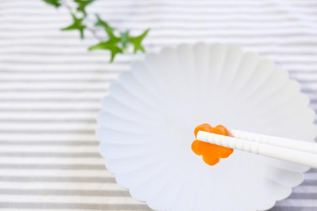 ダイソー・シリコーン菜箸③