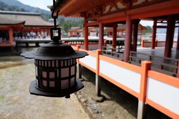 2019年3月・厳島神社②