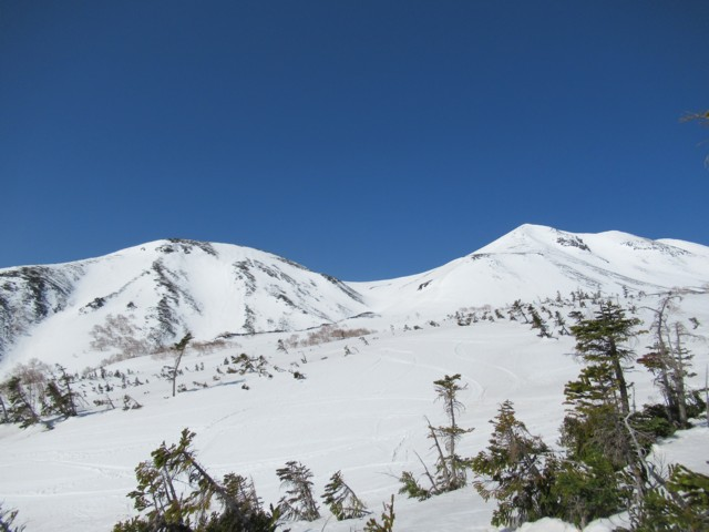 4月22日 高天ヶ原と剣ヶ峰