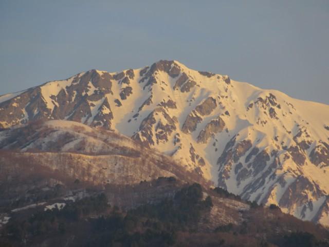 4月30日 白馬岳