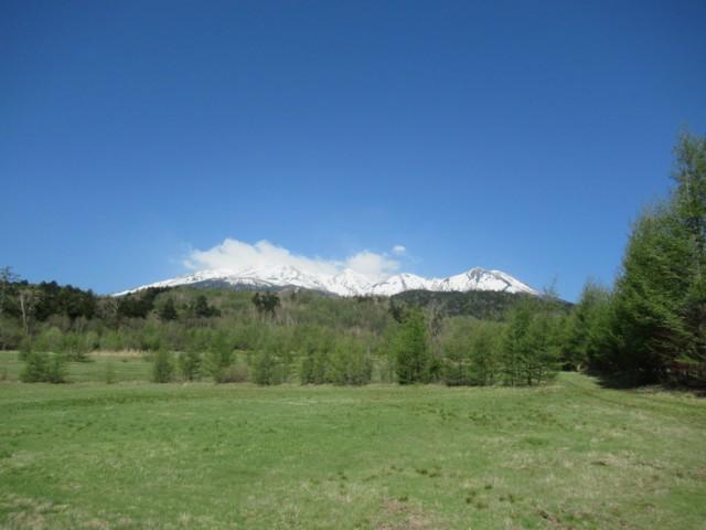 5月5日 御嶽山