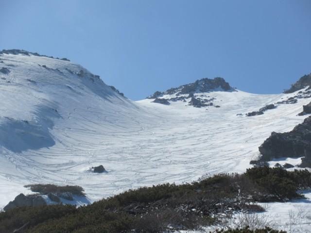 5月5日 御嶽山スキー場