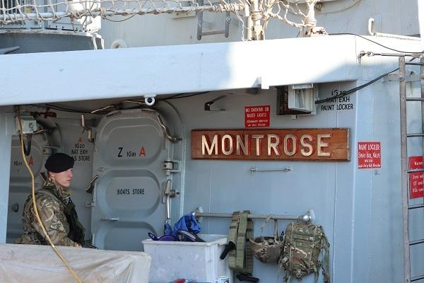 モンテローズ看板2