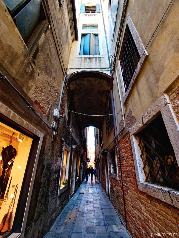 絶景探しの旅 - 0878 ベネチアの裏路地 (イタリア ベネチア)