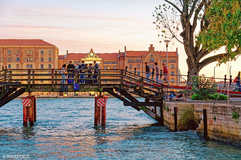絶景探しの旅 - 0905 大運河と小運河が交わる場所 (イタリア ベネチア)