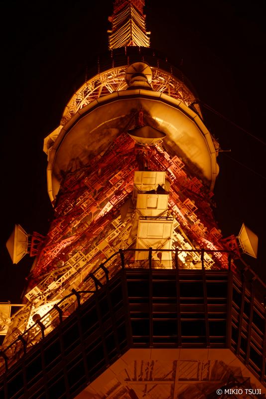 絶景探しの旅 - 0972 赤の造形 (東京都 港区)