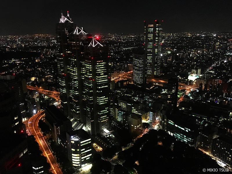 絶景探しの旅 - 0975 東京メトロポリタン・ナイト (東京都 新宿区)